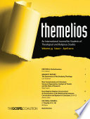 Themelios, Volume 35, Issue 1