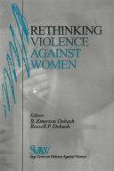 Rethinking Violence against Women ebook