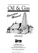 Oil   Gas Operators Manual