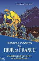 Pdf Histoires insolites du Tour de France Telecharger