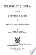 Elementary Algebra [Pdf/ePub] eBook