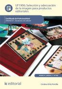 Selección y adecuación de la imagen para productos editoriales. ARGN0210
