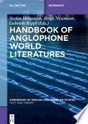 Handbook Of Anglophone World Literatures