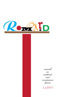 ROMARD  Research on Medieval and Renaissance Drama  vol 50