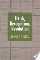Fetish  Recognition  Revolution