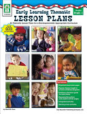 Early Learning Thematic Lesson Plans  Grades PK   1
