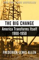 The Big Change Pdf/ePub eBook