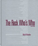 The Rock Who s who