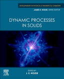 Kinetics of Processes in the Solid State Book