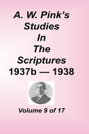 A. W. Pink's Studies in the Scriptures