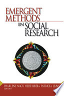 Emergent Methods in Social Research Book