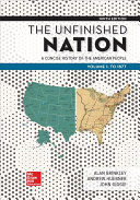 Looseleaf for The Unfinished Nation  A Concise History of the American People Book