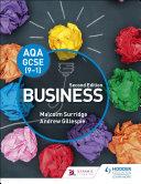 AQA GCSE (9-1) Business, Second Edition