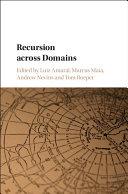 Recursion across Domains