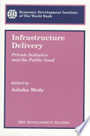 Infrastructure Delivery