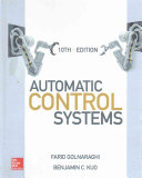 Automatic Control Systems Tenth Edition Book PDF