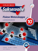 Books - Oxford Suksesvolle Fisiese Wetenskappe Graad 10 Leerdersboek | ISBN 9780199042746