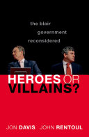 Heroes or Villains? Book