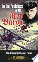 In the Footsteps of the Red Baron Book