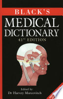 """Black's Medical Dictionary"" by Bloomsbury Publishing"