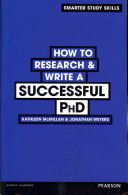 How to Research   Write a Successful PhD