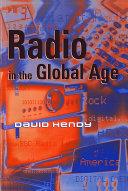 Radio in the Global Age Pdf/ePub eBook
