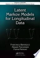 Latent Markov Models for Longitudinal Data