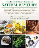 The Illustrated Encyclopedia of Natural Remedies Book PDF