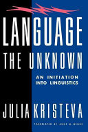Language--the Unknown