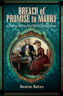 Breach of Promise to Marry ebook