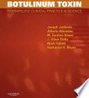 Botulinum Toxin E Book