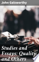 Read Online Studies and Essays: Quality, and Others For Free