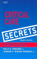 Critical Care Secrets Book