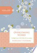 Overcoming Worry Book