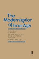 The Modernization of Inner Asia Book