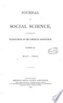 Journal of Social Science Book
