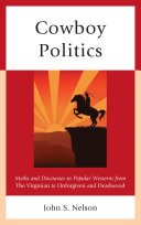 Cowboy Politics Pdf/ePub eBook