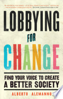 Lobbying for Change Book