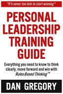 Personal Leadership Training Guide