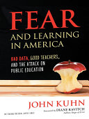 Fear and Learning in America