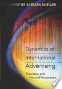 Cover of Dynamics of International Advertising
