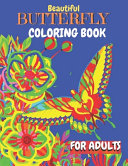 Beautiful Butterfly Coloring Book For Adults PDF