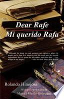 Read Online Dear Rafe For Free
