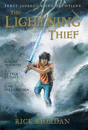 The Percy Jackson and the Olympians  Lightning Thief  The Graphic Novel Book