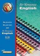 Bond No Nonsense English 9 10 Years