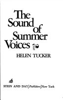The Sound of Summer Voices Book