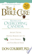 The Bible Cure Recipes for Overcoming Candida Book