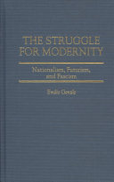 The Struggle for Modernity