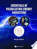 Essentials Of Piezoelectric Energy Harvesting