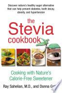 The Stevia Cookbook Book